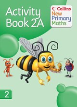 Collins New Primary Maths - Activity Book 2a | Collins Uk |