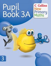 Collins New Primary Maths - Pupil Book 3a
