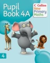 Collins New Primary Maths - Pupil Book 4a | Collins Uk |