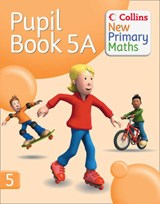 Collins New Primary Maths - Pupil Book 5a | Collins Uk |