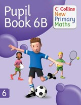 Collins New Primary Maths - Pupil Book 6b | Collins Uk |