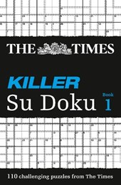 Times Killer Su Doku Book