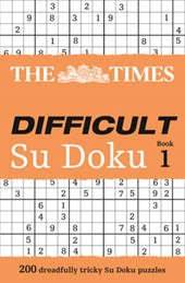 Times Difficult Su Doku Book