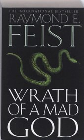Darkwar (03): wrath of a mad god | Raymond Feist |