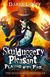 Playing with fire (skulduggery pleasant book 2) | Derek Landy |