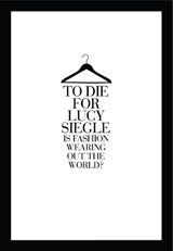 To Die For | Lucy Siegle |