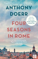 Four Seasons in Rome | Anthony Doerr |