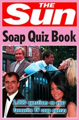 The Sun Soap Quiz Book | Chris Bradshaw |