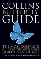 Collins butterfly guide | Tom Tolman |