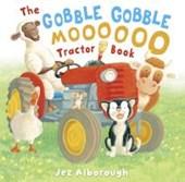 Gobble Gobble Moooooo Tractor Book