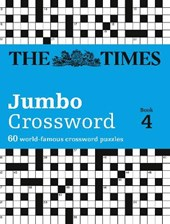 Times 2 Jumbo Crossword Book