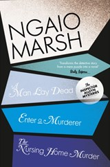 Ngaio marsh collection (1) | ngaio marsh |