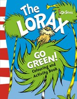 Lorax Go Green Activity Book | Dr. Seuss |