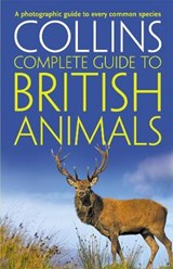 Collins Complete British Animals | Paul Sterry |
