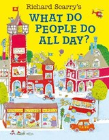 What Do People Do All Day? | Richard Scarry |