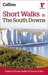 Ramblers Short Walks in The South Downs | BURTON,  Anthony |