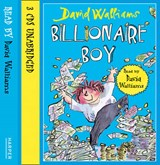 Billionaire Boy | David Walliams |