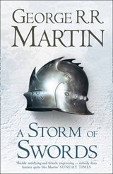 Storm of Swords (Hardback Reissue) | George R R Martin |