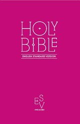 Holy Bible: English Standard Version (ESV) Anglicised Pink G | auteur onbekend |