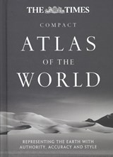 The Times Compact Atlas Of The World | auteur onbekend |