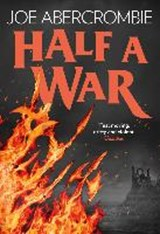 Shattered sea (03): half a war | Joe Abercrombie |