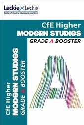 CfE Higher Modern Studies Grade Booster
