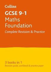 GCSE Maths Foundation All-in-One Revision and Practice