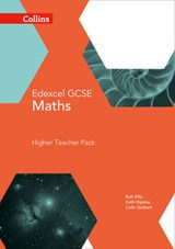 GCSE Maths Edexcel Higher Teacher Pack | auteur onbekend |