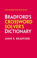 Collins Bradford's Crossword Solver's Dictionary | Anne R Bradford |