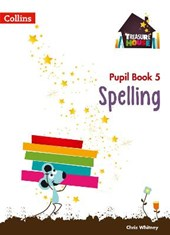 Treasure House -- Year 5 Spelling Pupil Book
