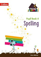 Treasure House -- Year 4 Spelling Pupil Book