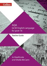 AQA GCSE English Language for post-16 | Jo Heathcote |