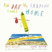 Day the crayons came home (board book)