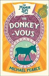 The Mamur Zapt and the Donkey-Vous (Mamur Zapt, Book 3)