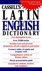 Cassell's Latin and English Dictionary |  |