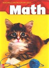 Macmillan/McGraw-Hill Math, Grade 1, Pupil Edition
