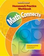 Math Connects, Grade K, Homework Practice Workbook