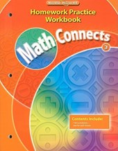 Math Connects Homework Practice Workbook, Grade