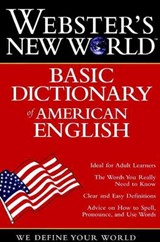 Dic Webster's New World Basic Dictionary of American English | Michael Agnes |