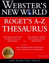 Webster's New World Roget's A-Z Thesaurus | Laird, Charlton ; Agnes, Michael & Websters New World |