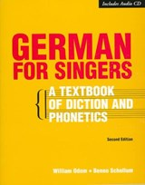 German for Singers [With CDROM] | William Odom |