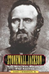 Stonewall Jackson | James Robertson |