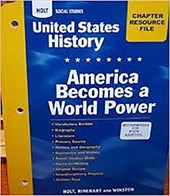 Holt United States History