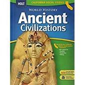 Holt World History California
