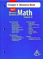 Holt Mathematics
