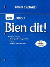 Cahier D'activites French 2