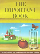 The Important Book | Margaret Wise Brown |