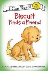 Biscuit Finds a Friend | Alyssa Satin Capucilli |