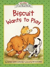 Biscuit Wants to Play | Alyssa Satin Capucilli |