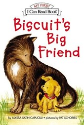 Biscuit's Big Friend | Alyssa Satin Capucilli |